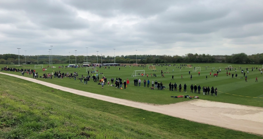 ISFA U11 Seven-a-Side Tournament