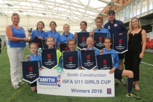SMITH CONSTRUCTION ISFA U11 GIRLS CUP - NATIONAL FINALS